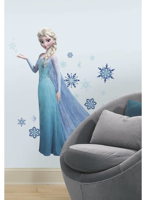 Disney Frozen Elsa groot muursticker