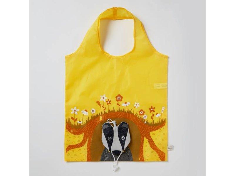 Esschert Opvouwtas Wasbeer