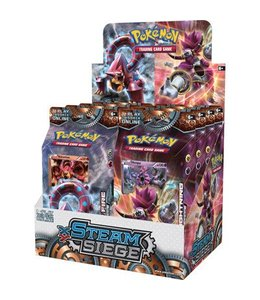 Pokemon XY11 Steam Siege Theme Deck
