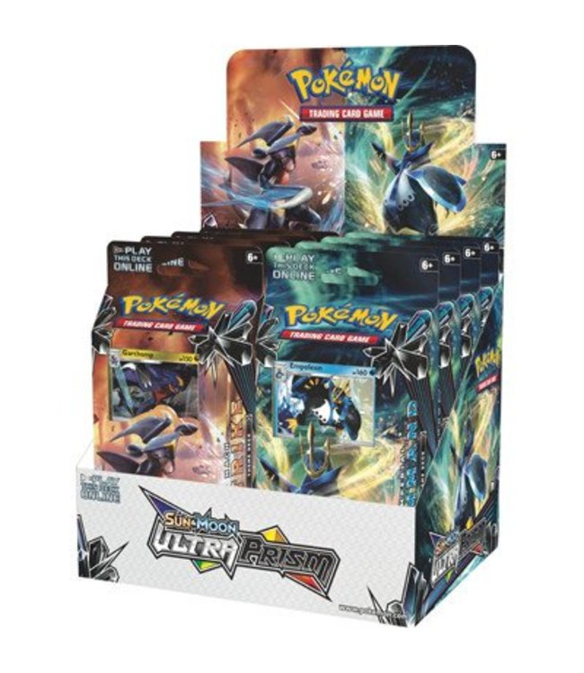 Pokemon Sun & Moon UltraPrism Theme Deck
