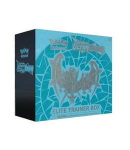 Pokemon Sun & Moon UltraPrism Elite Trainer Box
