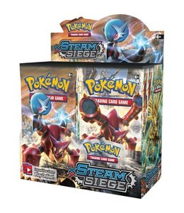 Pokemon Steam Siege Booster