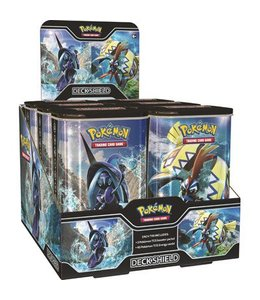 Pokemon Deck Shield Tins Tapu-Koko / Tapu-Lele