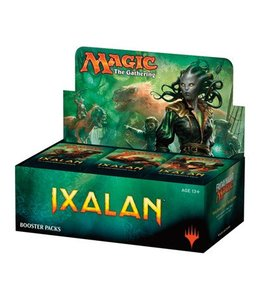 Magic the Gathering Ixalan Booster