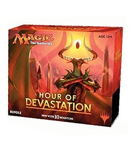 Magic the Gathering Hour of Devastation Bundle