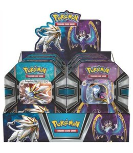 Pokemon Spring Tin 2017 Legends of Alola
