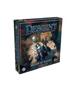 Fantasy Flight Games Descent Journeys in the Dark Manor of Ravens Expansion