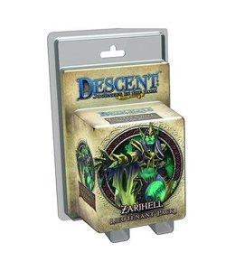 Fantasy Flight Games Descent Journeys in the Dark Zarihell Lieutenant Pack