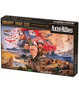 Avalon Hill Axis and Allies Europe 1940 2nd edition
