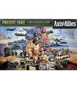 Avalon Hill Axis and Allies Pacific 1940 2nd edition