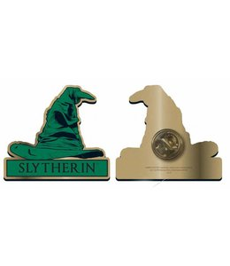 GYE Harry Potter Badge Slytherin Sorting Hat