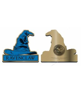 GYE Harry Potter Badge Ravenclaw Sorting Hat