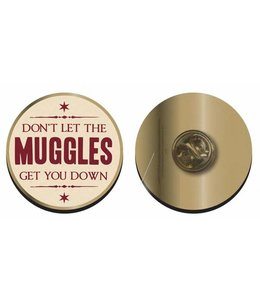 GYE Harry Potter Badge Muggles