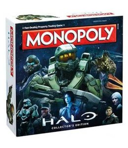 Winning Moves Monopoly Halo
