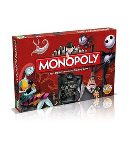 Winning Moves Monopoly Nightmare Before Christmas
