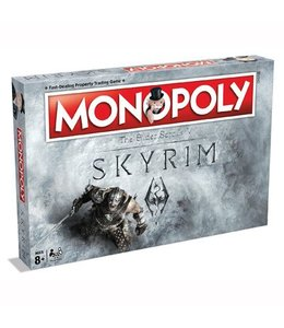 Winning Moves Monopoly Skyrim