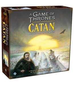 Fantasy Flight Games A Game of Thrones Catan Brotherhood of the Watch