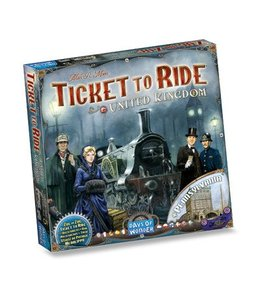 Days of Wonder Ticket to Ride - UK / Pennsylvania