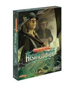 Z-Man Games Pandemic Rising Tide ENG Collectors Edition