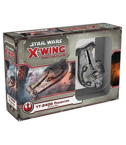 Fantasy Flight Games Star Wars X-wing YT-2400 Freighter Expansion Pack