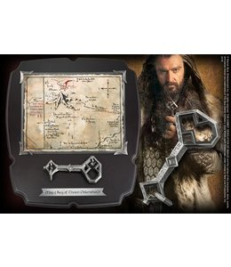 Noble Collection Thorins Key and Map Full Size Key