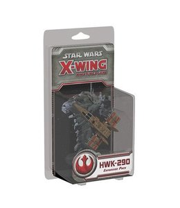 Fantasy Flight Games Star Wars X-wing HWK-290 Light Freighter Expansion