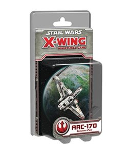 Fantasy Flight Games Star Wars X-Wing ARC-170