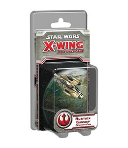 Fantasy Flight Games Star Wars X-Wing Auzituck Gunship Expansion Pack