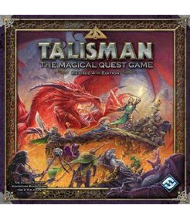 Pegasus Spiele Talisman 4th Edition
