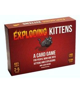 Exploding Kittens Exploding Kittens Original Edition