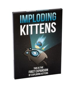 Exploding Kittens Imploding Kittens Expansion