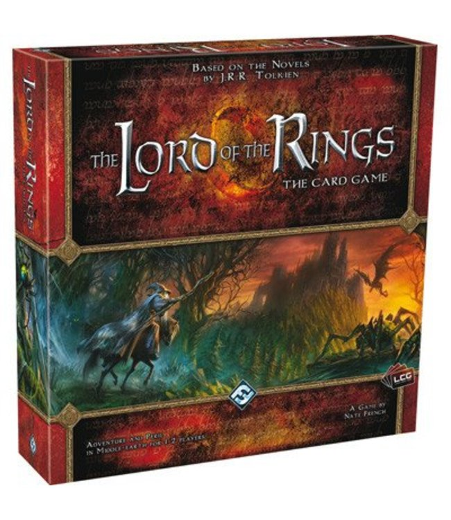 Fantasy Flight Games Lord of the Rings LCG: The Card Game