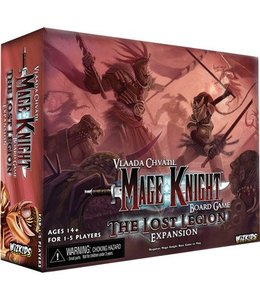 Wizkids Mage Knight The Lost Legion Expansion
