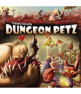 Czech Games Edition Dungeon Petz