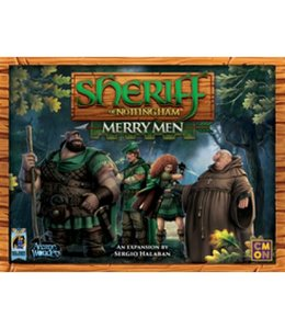 Arcane Wonders Sheriff of Nottingham Merry Men