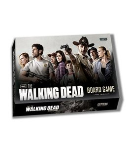 Cryptozoic Entertainment The Walking Dead Board Game