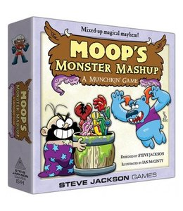 Steve Jackson Games Moops Monster Mashup - Deluxe Edition