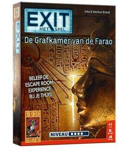 999 Games EXIT  De Grafkamer van de Farao