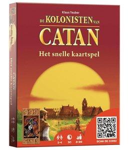 999 Games De Kolonisten van Catan Het snelle Kaartspel