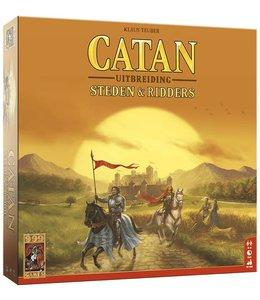 999 Games De Kolonisten van Catan Steden en Ridders