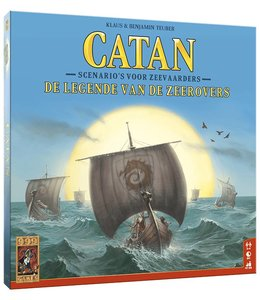 999 Games Catan Legende van de Zeerovers