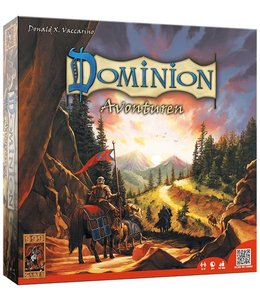 999 Games Dominion Avonturen