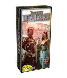 Repos Production 7 Wonders Leaders Exp