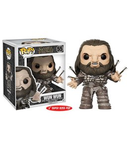 Funko Game of Thrones Super Sized POP! Television Vinyl Figure Wun Wun 15 cm