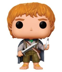 Funko Lord of the Rings POP! Movies Vinyl Figure Samwise Gamgee 8 cm