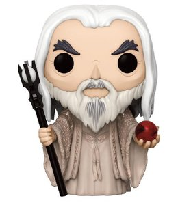 Funko Lord of the Rings POP! Movies Vinyl Figure Saruman 9 cm