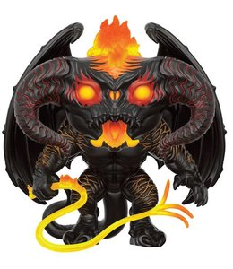 Funko Lord of the Rings Super Sized POP! Movies Vinyl Figure Balrog 15 cm