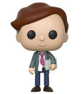 Funko Rick and Morty POP! Animation Vinyl Figure Lawyer Morty 9 cm