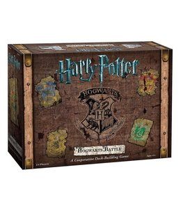 HP merch Harry Potter Deck-Building Game Hogwarts Battle