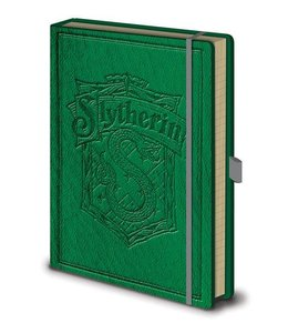 Half Moon Bay Harry Potter Premium Notebook A5 Slytherin